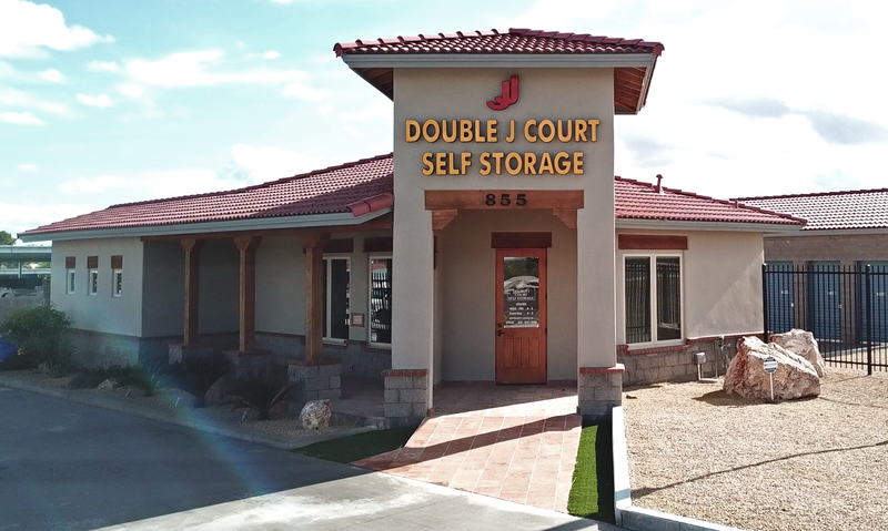 Main Office RV and Self Storage Facilities on Vulture Rd., Wickenburg